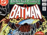 Detective Comics Vol 1 525