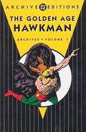 Golden Age Hawkman Archives Vol 1 1