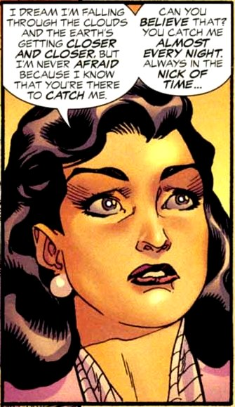 How To Catch Falling Son >> Lois Lane Earth 30 Dc Database Fandom Powered By Wikia
