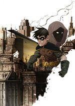 Robin returns