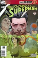 Superman Vol 1 693 Cover
