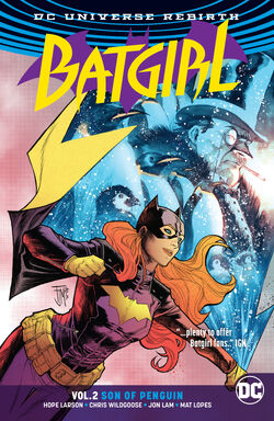 Cover for the Batgirl: Son of Penguin Trade Paperback