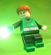 Guy Gardner Lego DC Heroes 0001