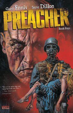 Cover for the Preacher: Book Four Trade Paperback
