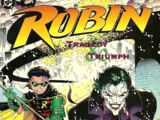 Robin: Tragedy & Triumph (Collected)
