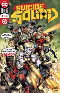Suicide Squad Vol 6 1