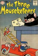 The Three Mouseketeers Vol 1 25