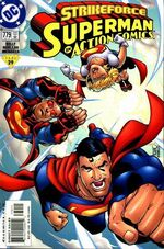 Strikeforce Superman.
