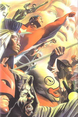 Cover for the Astro City: Local Heroes Trade Paperback
