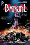 Batgirl- Death of the Family