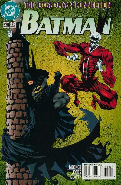 Batman Vol 1 530   DC Database   FANDOM powered by Wikia