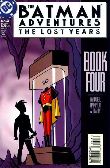 image batman adventures the lost years dc. Black Bedroom Furniture Sets. Home Design Ideas