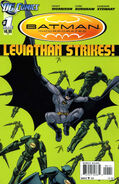 Batman Incorporated Leviathan Strikes Vol 1 1