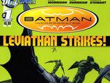 Batman Incorporated: Leviathan Strikes! Vol 1 1