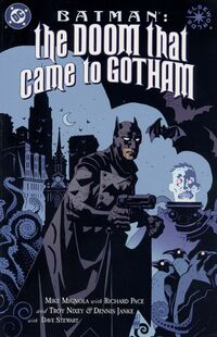 Batman The Doom That Came To Gotham Vol 1 1