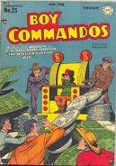 Boy Commandos 25