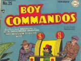 Boy Commandos Vol 1 25