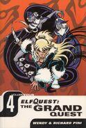 ElfQuest The Grand Quest Vol 4 TP