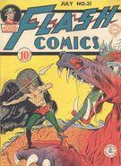 Flash Comics 31