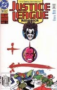 Justice League America 58
