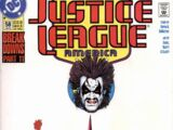 Justice League America Vol 1 58