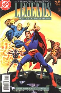 Legends of the DC Universe Vol 1 14