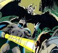 Man-Bat vs. Batman 002