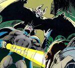 Bat vs Man