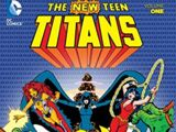 The New Teen Titans Vol. 1 (Collected)