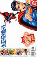 Sins of Youth Superman, Jr. and Superboy, Sr. Vol 1 1