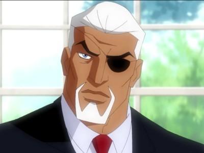 Slade Wilson Crisis On Two Earths Crime Syndicate Earth