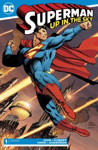 Superman Up in the Sky Vol 1 1