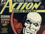 Action Comics Vol 1 625