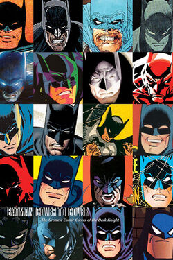 Cover for the Batman: Cover to Cover Trade Paperback