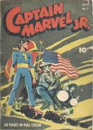 Captain Marvel, Jr. Vol 1 9