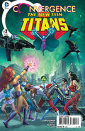 Convergence New Teen Titans Vol 1 2