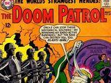 Doom Patrol/Covers