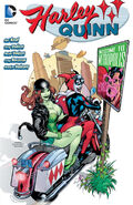 Harley Quinn Welcome to Metropolis TPB