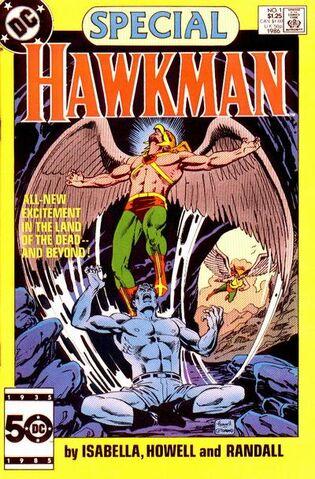 File:Hawkman Special 1986.jpg