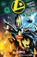 Legion of Super-Heroes Vol 8 6
