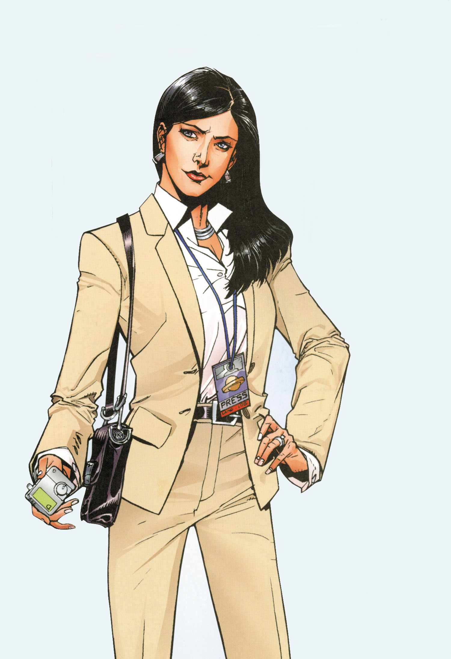 Lois Lane (New Earth) | DC Database | FANDOM powered by Wikia