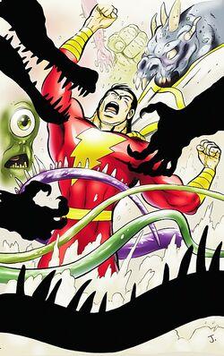 Monster Society of Evil 01