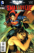 Smallville Season 11 Vol 1 3