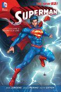 Superman Secrets & Lies TPB