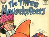 The Three Mouseketeers Vol 1 23