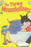 The Three Mouseketeers Vol 2 1