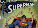 Adventures of Superman Vol 1 458