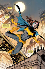 Batgirl's new suit