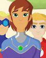 Darkfire DC Super Hero Girls 0001