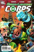 Green Lantern Corps Vol 2 10